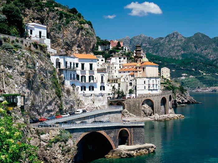 Pan Amalfi Coast, Italy