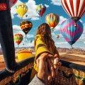 12 Breathtaking Hot Air Balloon Rides In The World