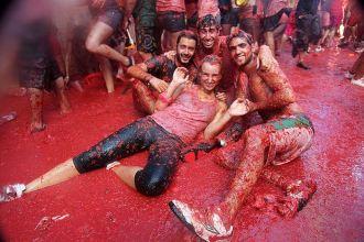 La Tomatina: The Reddest Festival In Spain