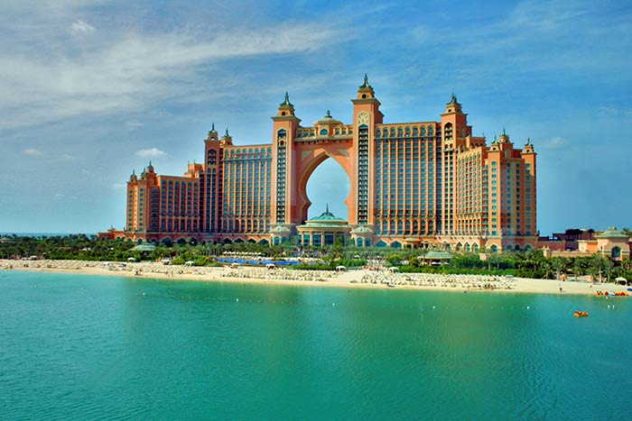 Atlantis The Palm Hotel – Dubai, United Arab Emirates