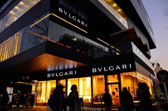 Bulgari, Tokyo