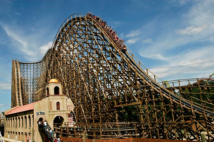 El Toro, Six Flags Great Adventure, New Jersey