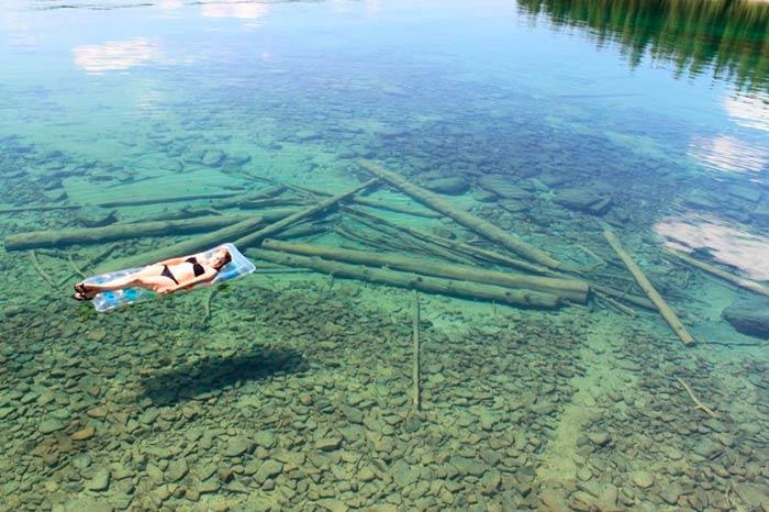 Flathead Lake, Montana, USA