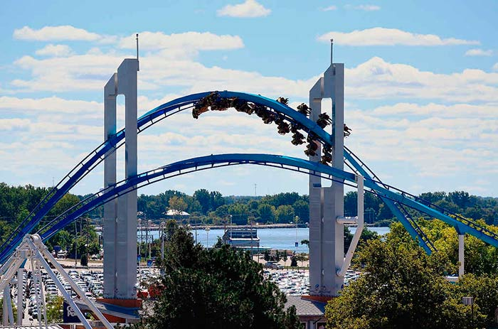 GateKeeper, Cedar Point, Ohio