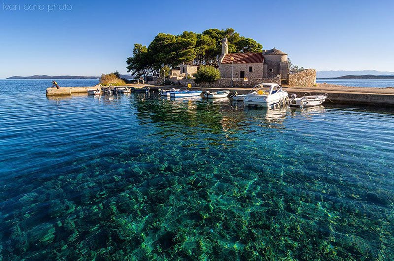 The Island of Dugi Otok