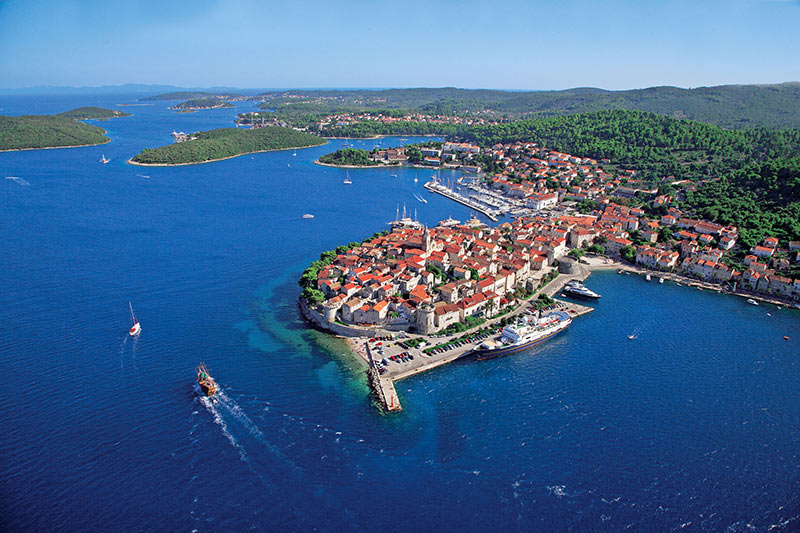 The Island of Korcula Croatia