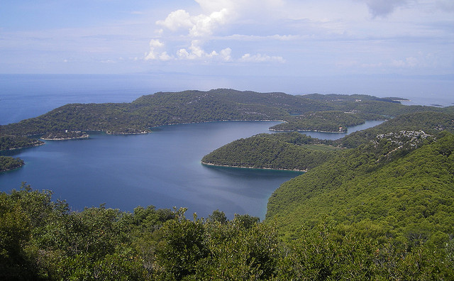 The Island of Mljet Croatia