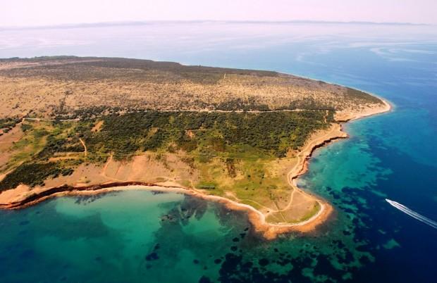 The Island of Vir Croatia