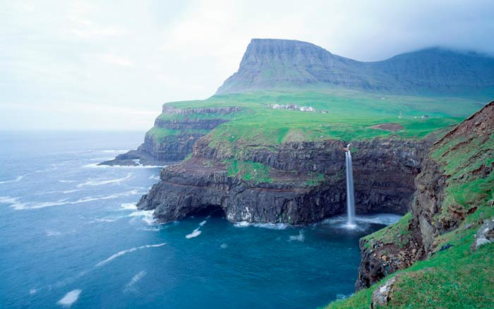 Nordasti Hagi Restaurant in The Faroe Islands