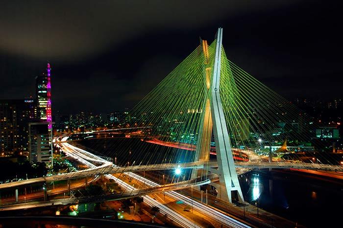 Oliveire Bridge, Brazil