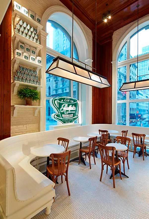 Ralph's Coffee, New York.