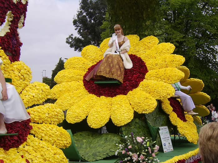 Spalding Flower Parade, Spalding, England