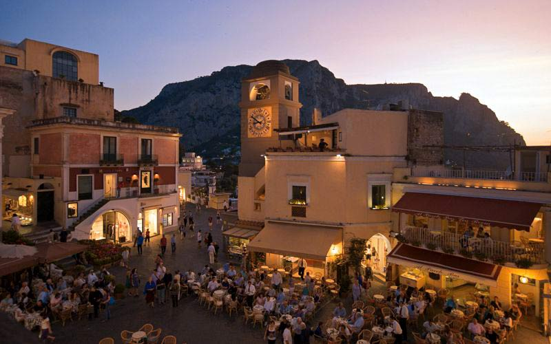 The Ancient History of Capri
