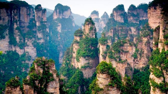 Tianzi Mountains – Hunan Province, China