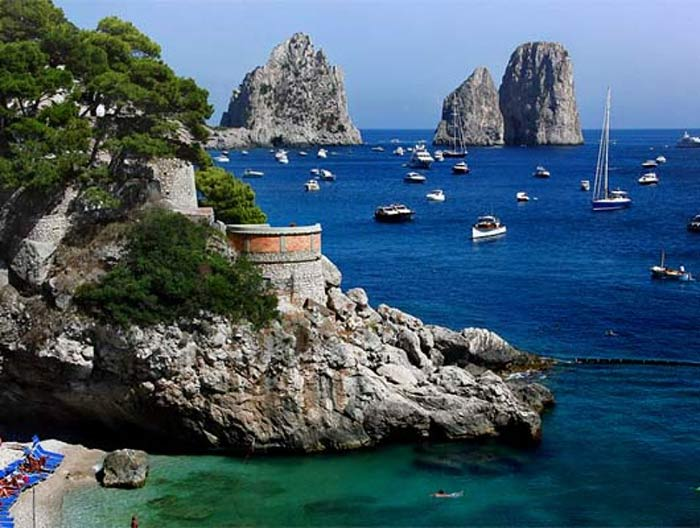 The Ancient History of Capri