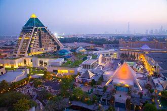 Wafi Mall, Dubai
