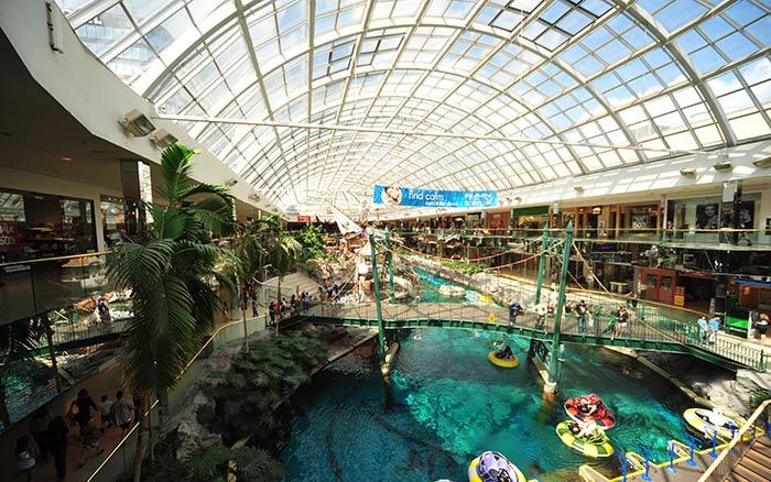 West Edmonton Mall, Alberta, Canada