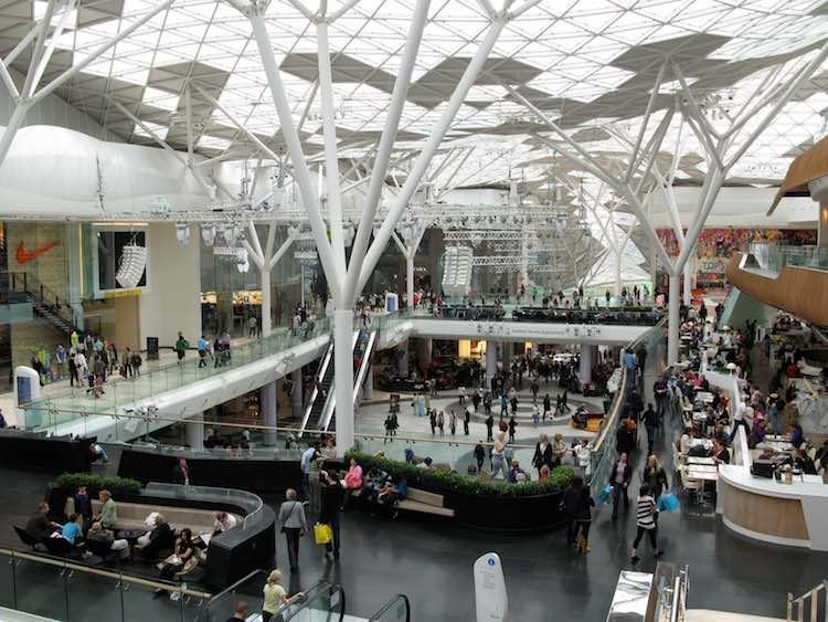 Westfield, London - Main Atrium