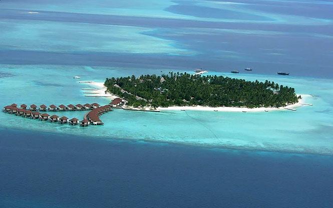 The Alimatha Island
