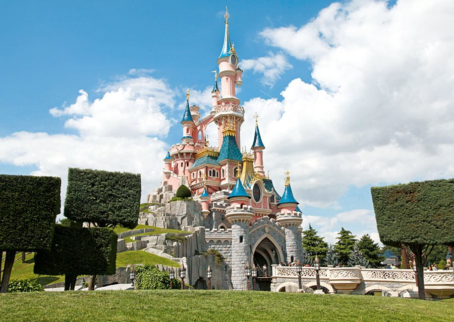 Disneyland of Paris