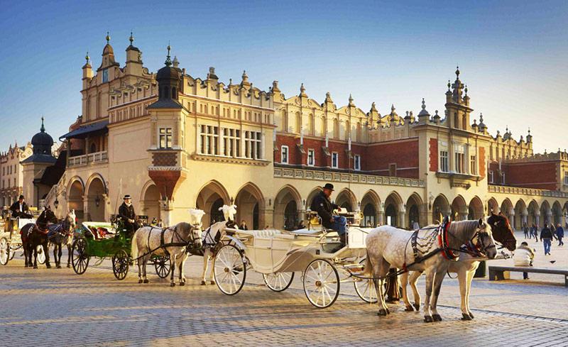 Visiting Krakow