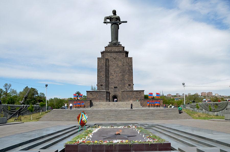 Mother-Armenia-Monument