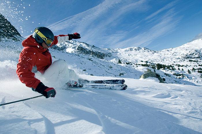 Skiing Andorra