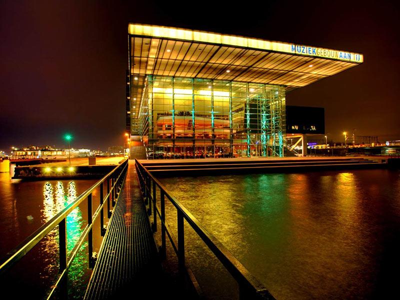 The Musiekgebouw