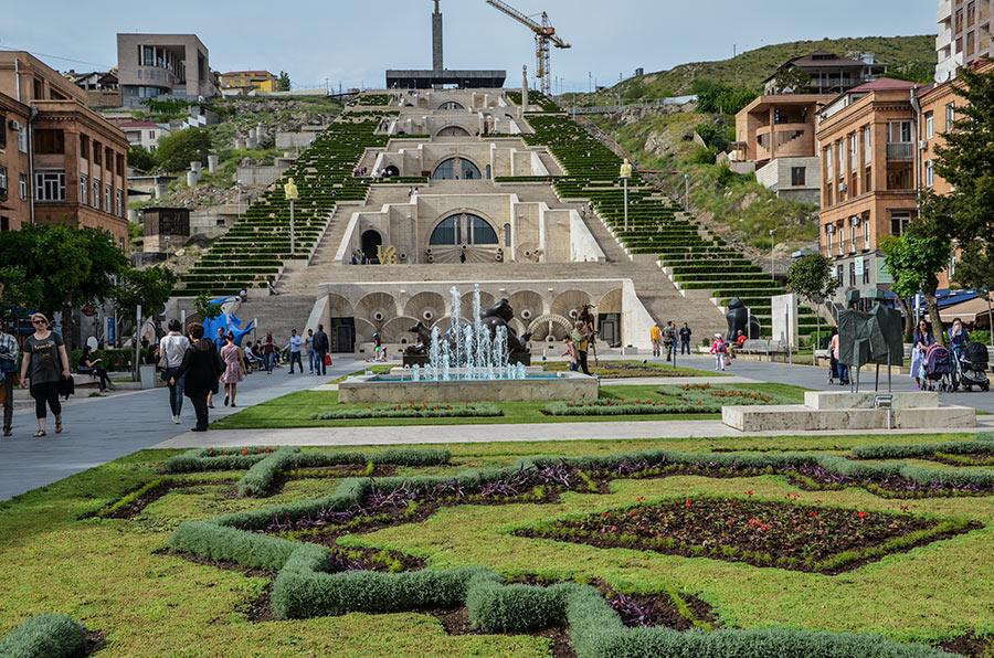 cascade-Yerevan