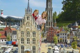 Madurodam: Miniature Park in The Hague, The Netherlands