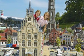 Madurodam: Miniature Park in The Hague, The Netherlands
