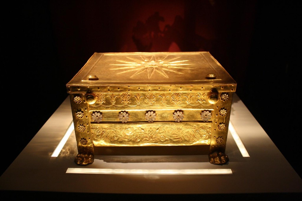 Tomb of King Philip II Macedonian