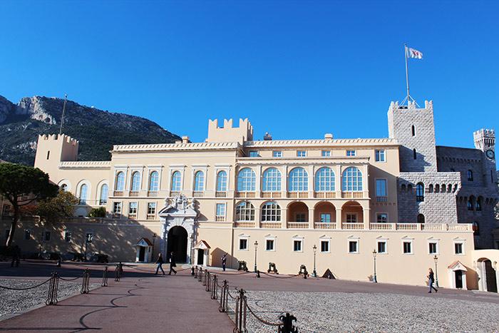 Princes Palace Monaco