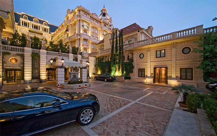 hotel metropole Monaco