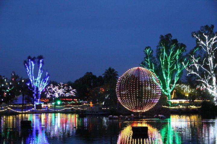 La Zoo Lights Groupon