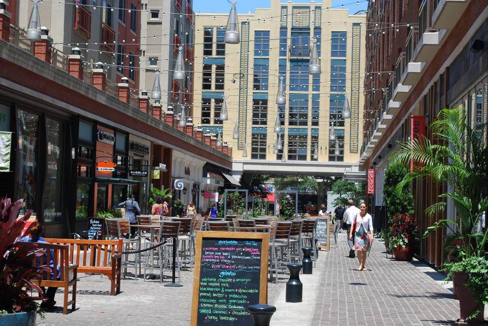Top Restaurants Downtown Portland