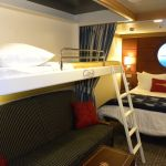 Disney Disney Cruise Rooms With Bunk Beds