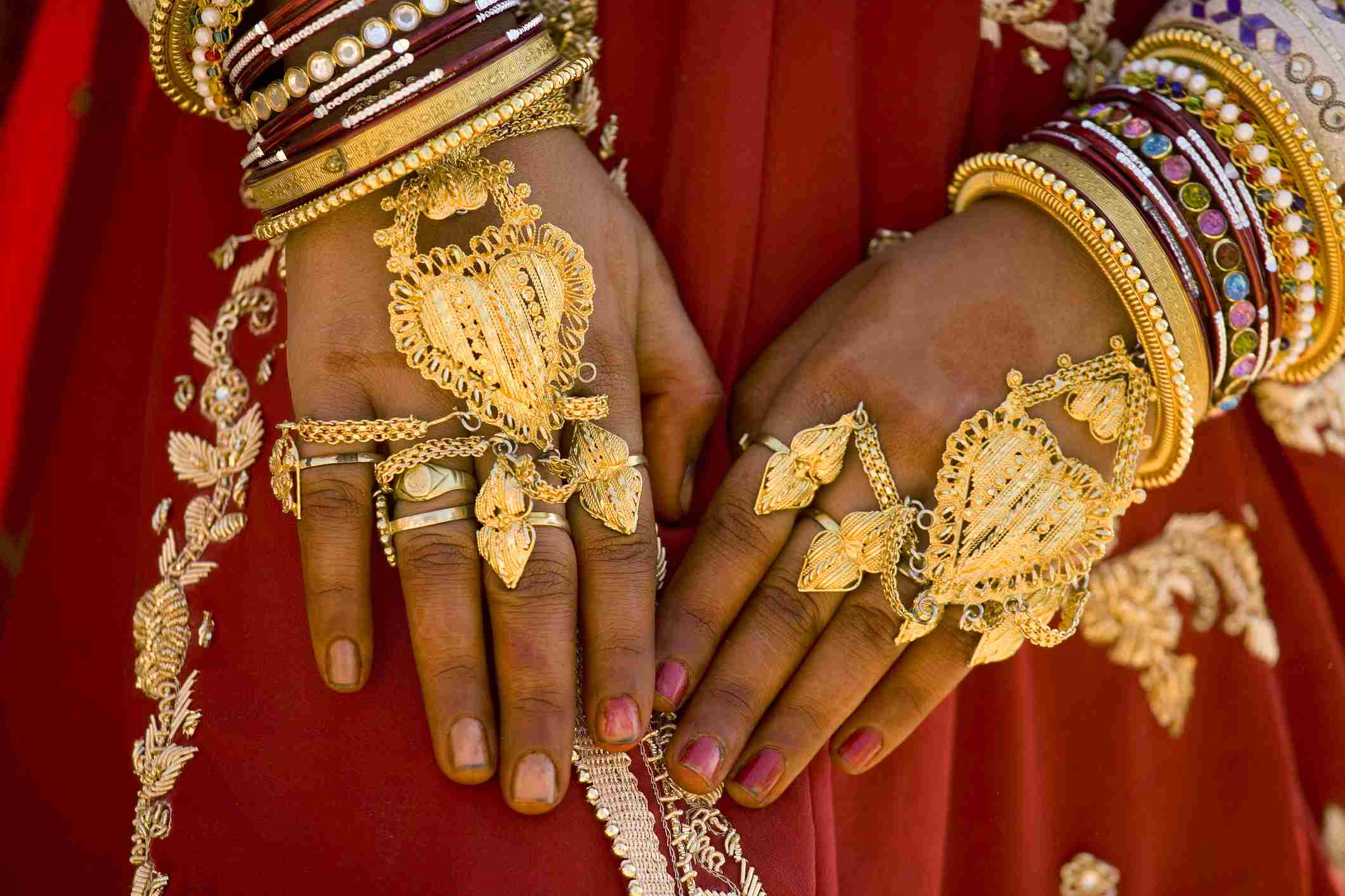 India Rural Women Are More Interested In Gold