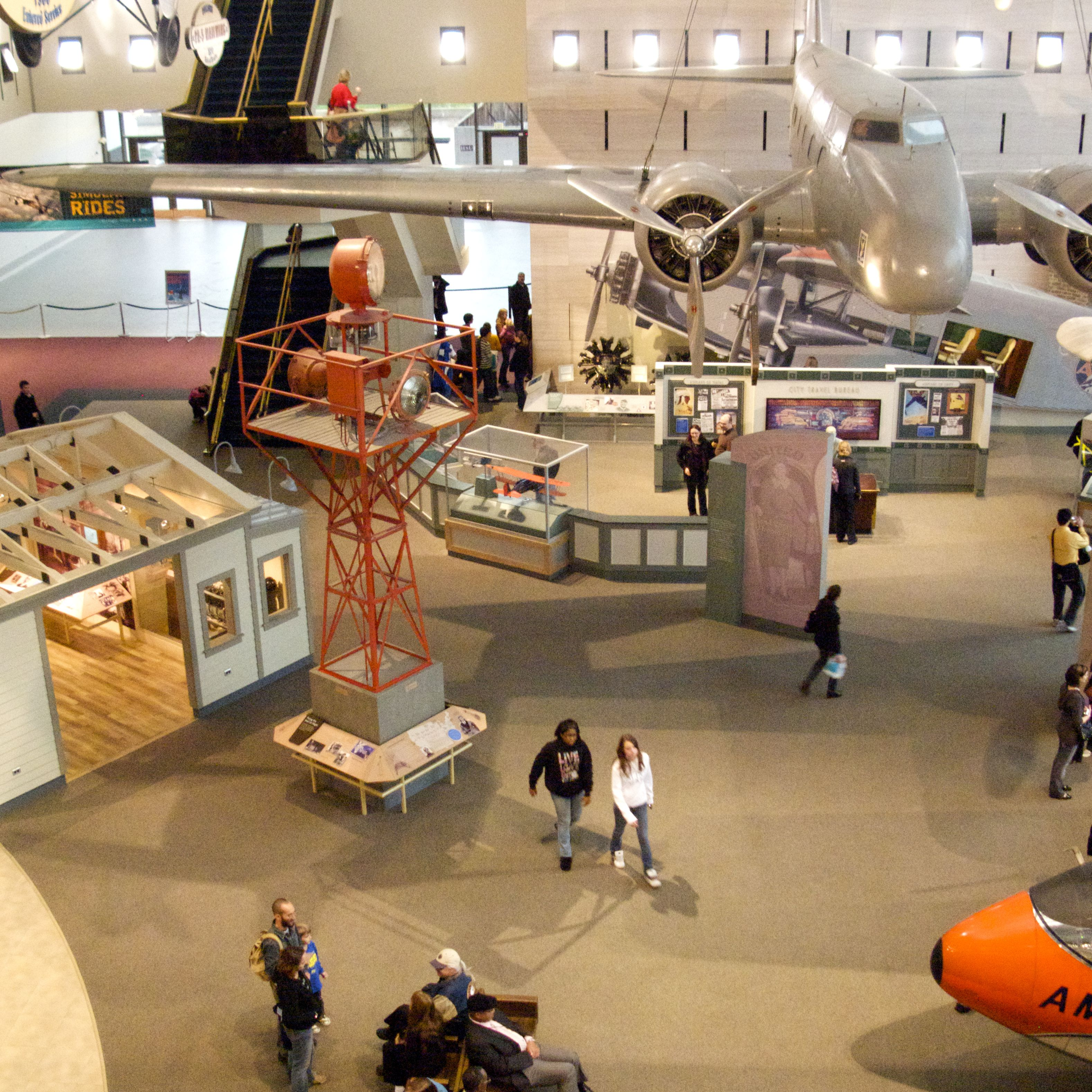 10 Science And Technology Museums In Washington Dc