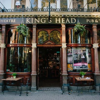 Image result for King's Head Theatre Pub