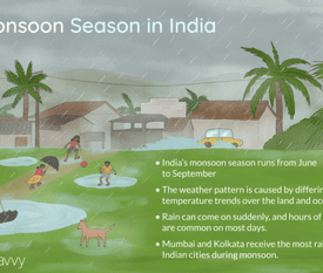 All You Need To Know About Indias Epic Monsoon Season