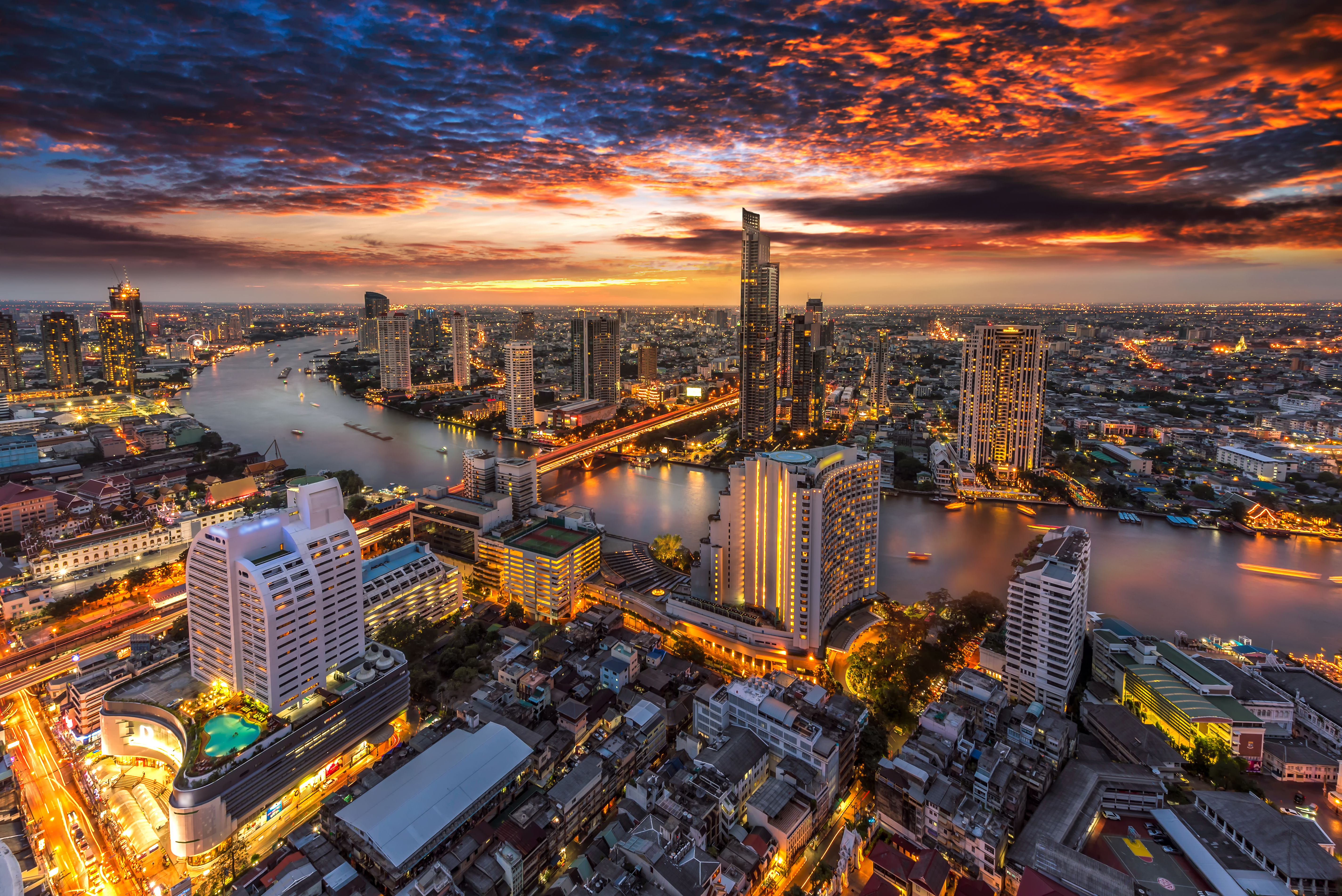 The Weather And Climate In Bangkok