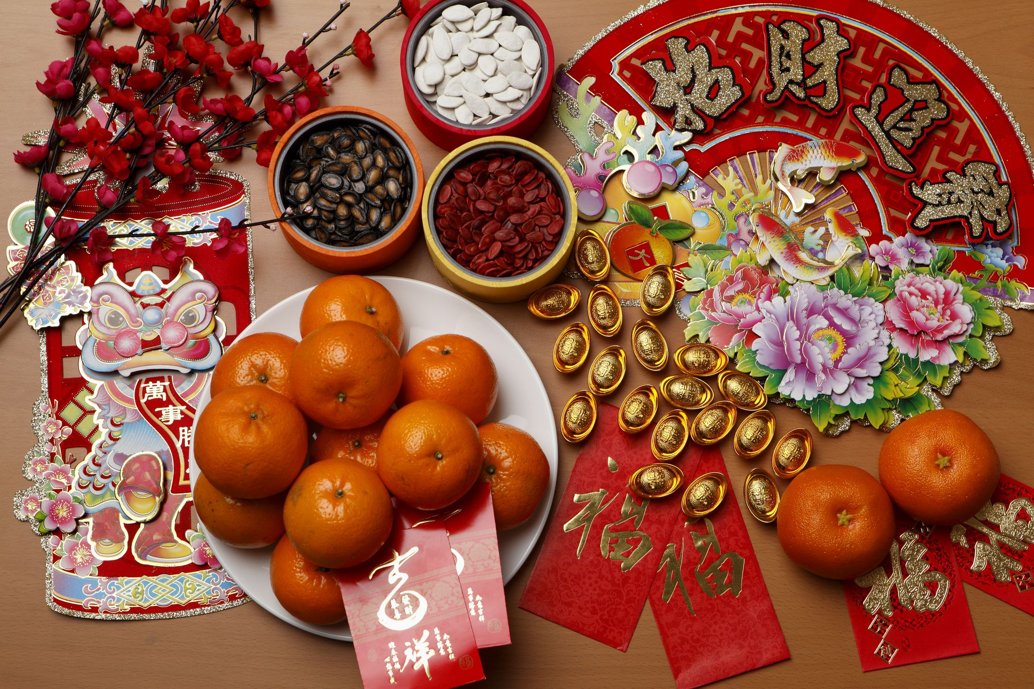 The Top Traditions Of Chinese New Year