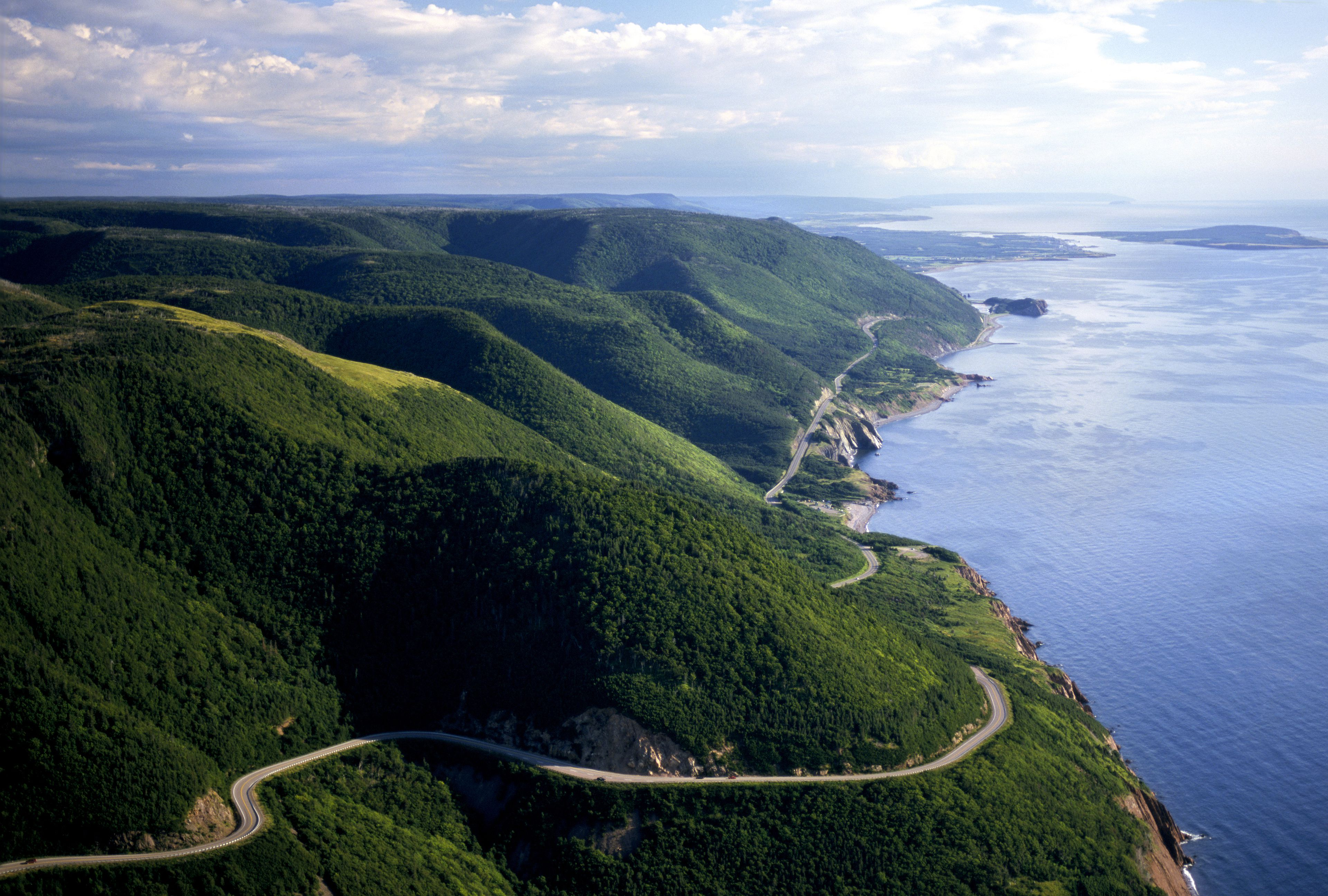 Image result for Cabot Trail Canada roadtrip