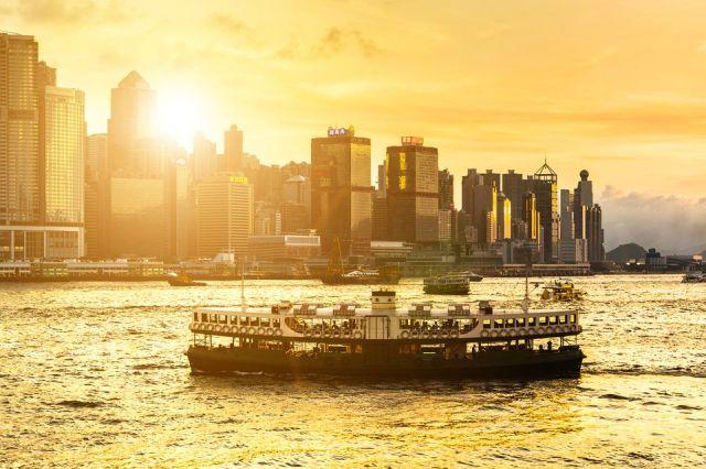 Resultado de imagen de star ferry hong kong