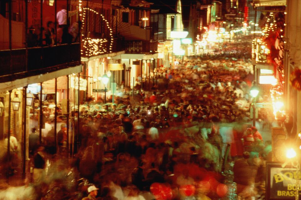 10 Southern Cities to Celebrate New Year s Eve New Orleans New Year