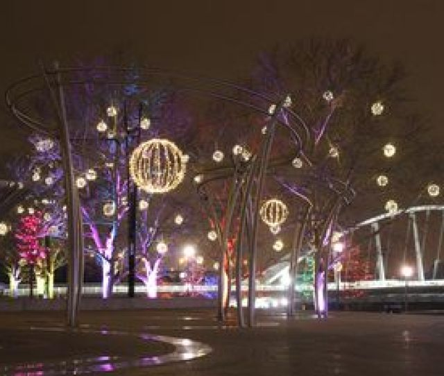 Where To See The Best Christmas Light Displays In Columbus Ohio