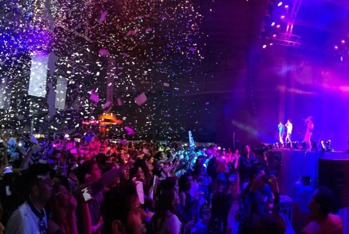 A concert at the Feria Nacional Zacatecas