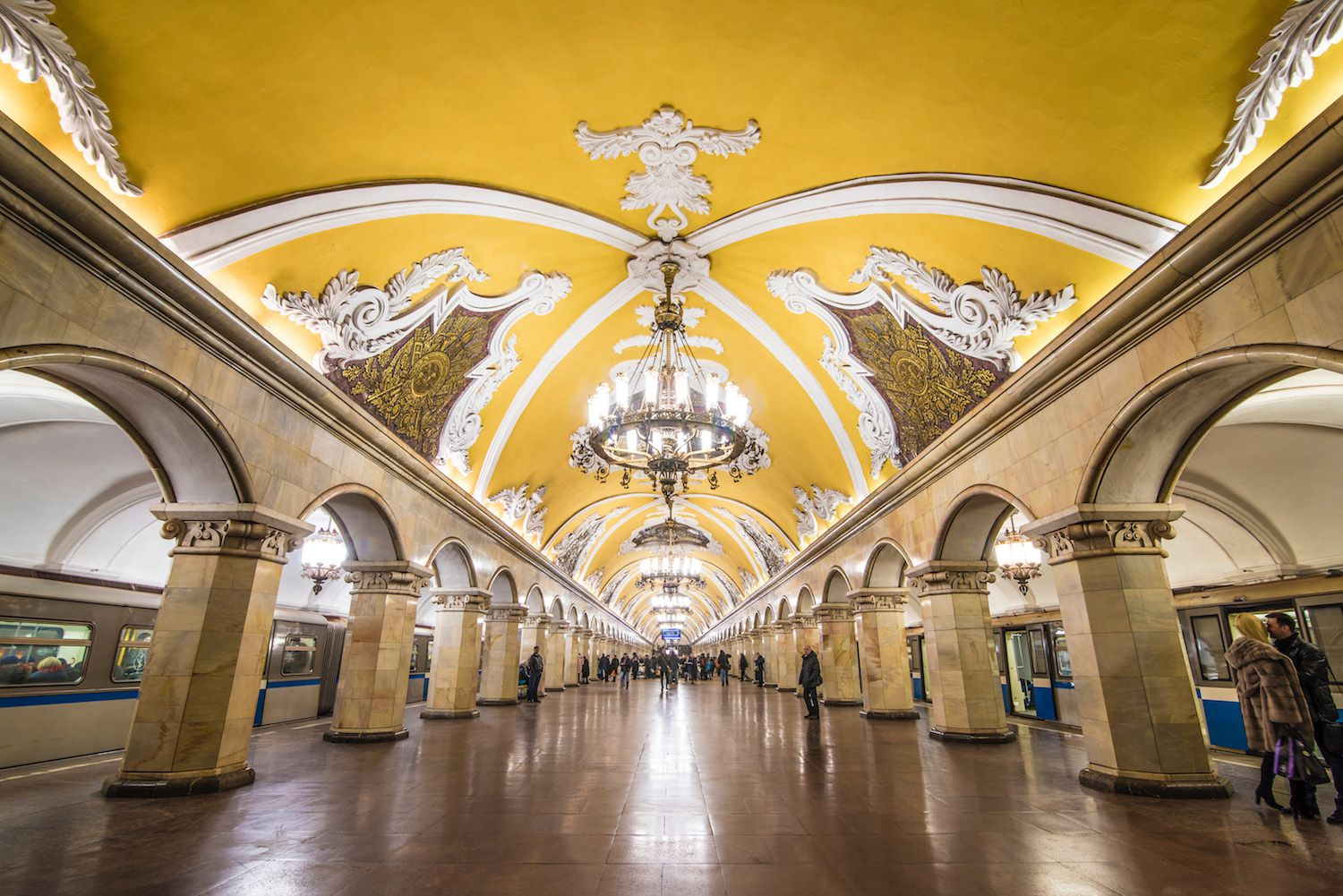 Moscow Metro The Complete Guide