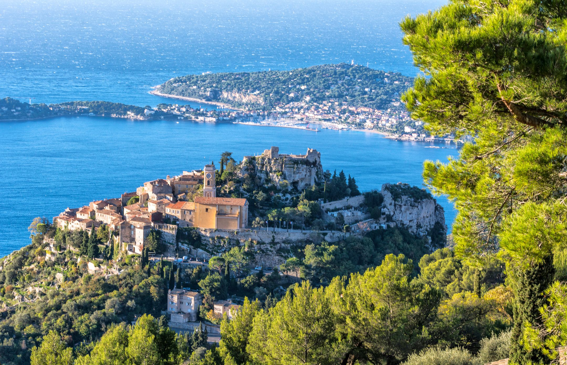 Visiting The Me Val Village Of Eze On The French Riviera